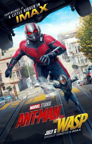 Ant-Man: And The Wasp Review