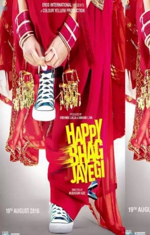 Happy Bhaag Jaayegi Review