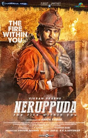 Fireman Surya (Neruppuda) (2018) UNCUT HDRip 720p 1.4GB [Hindi – Tamil] ESub MKV