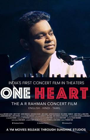 One Heart - The A.R.Rahman Concert Review