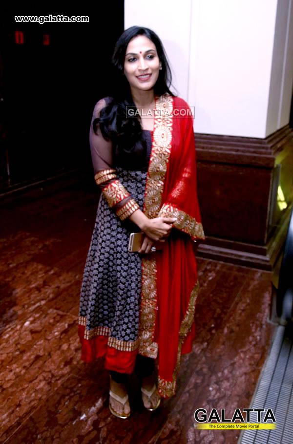 Aishwarya Dhanush Photos