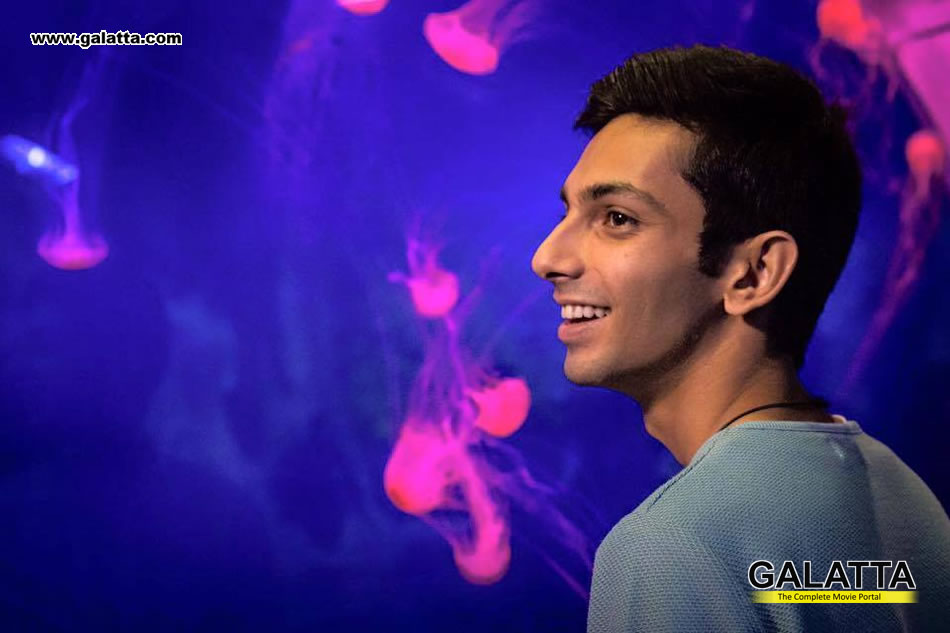 Anirudh Actor Wiki