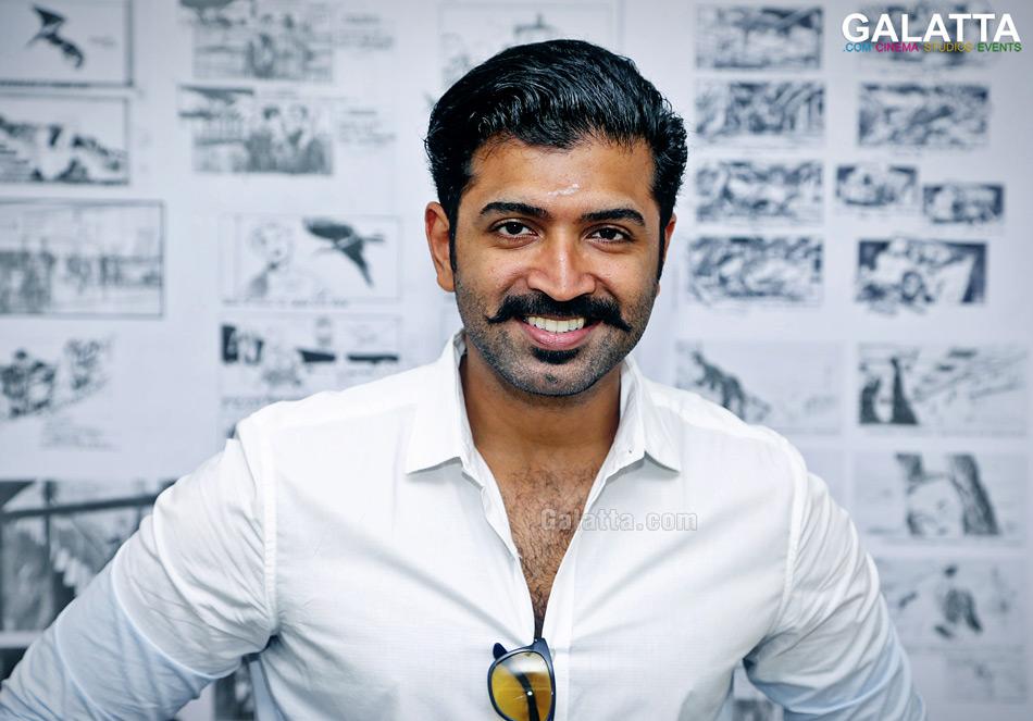 Arun Vijay Actor Wiki