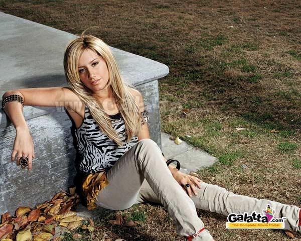 Ashley Tisdale Actress Wiki