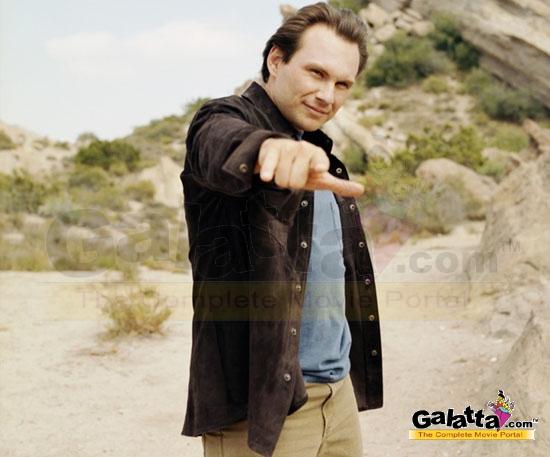 Christian Slater Photos