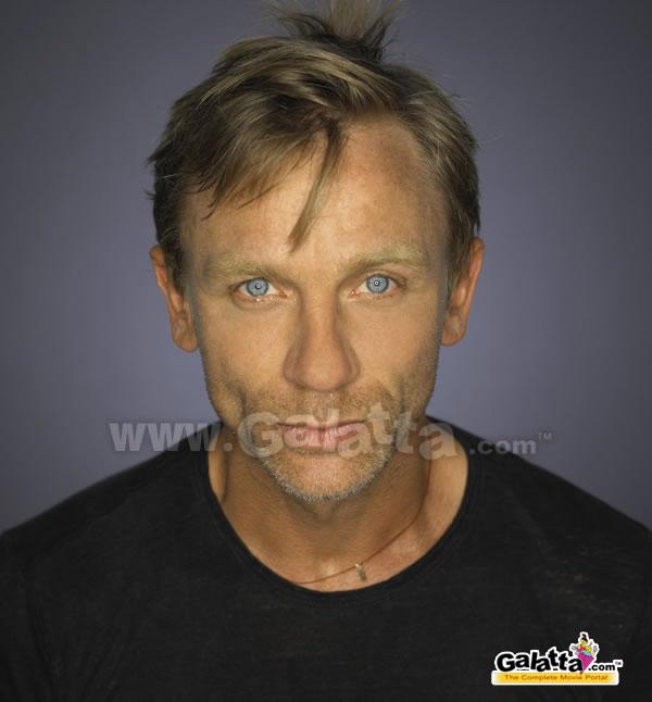 Daniel Craig Photos
