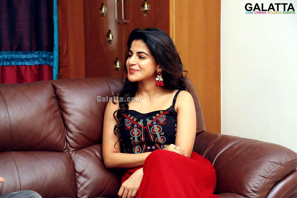 Iswarya Menon Actress Wiki
