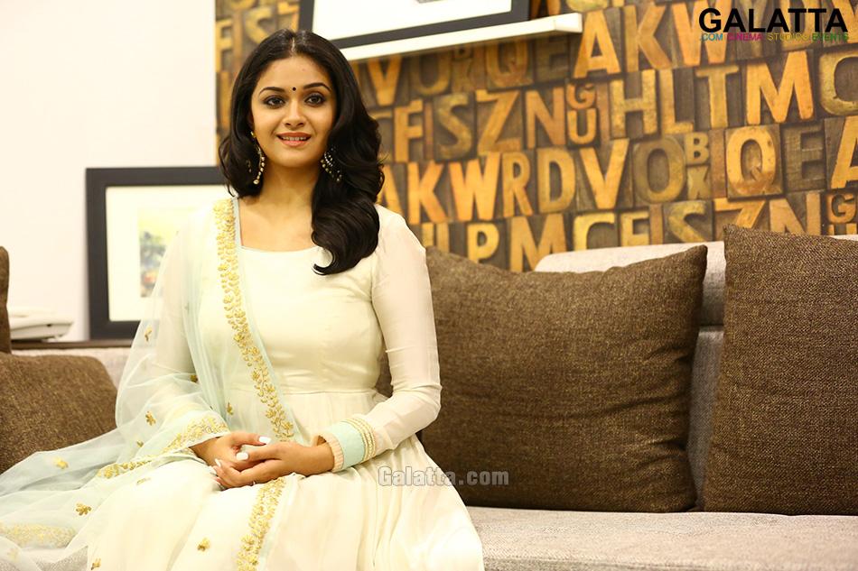 Keerthy Suresh Actress Wiki