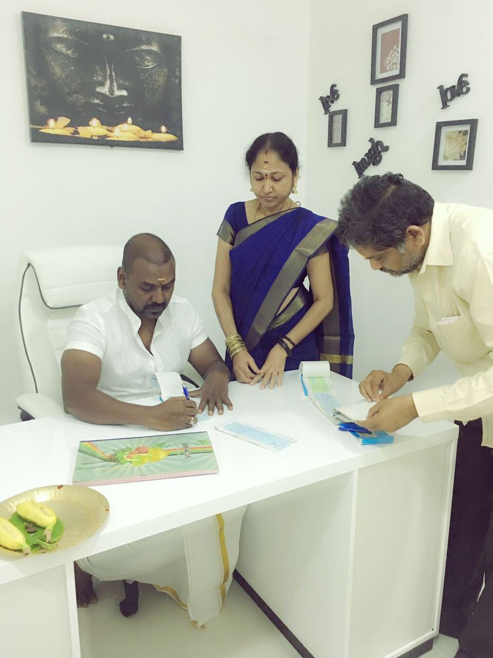 Raghava Lawrence Photos