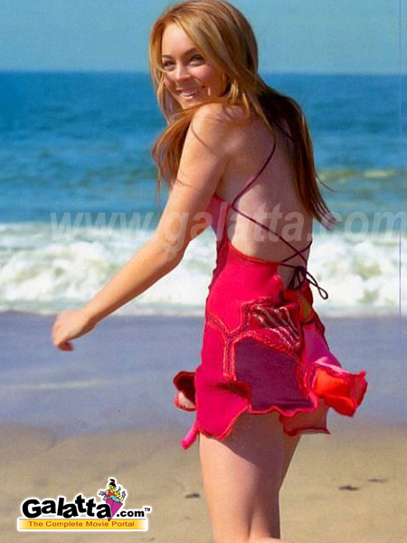 Lindsay Lohan Photos