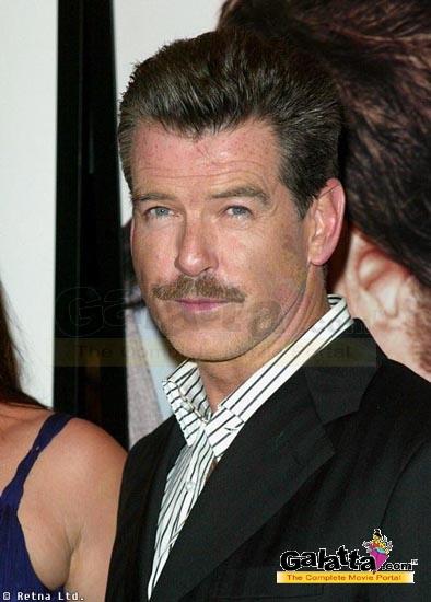 Pierce Brosnan Photos