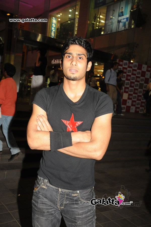 Prateik Babbar Photos