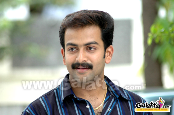 Prithviraj Actor Wiki