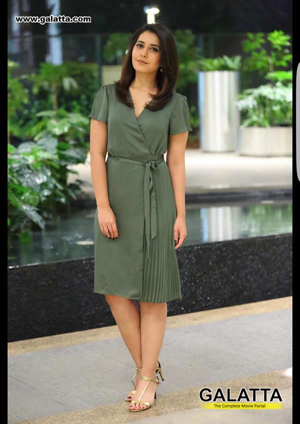 Raashi Khanna Actress Wiki