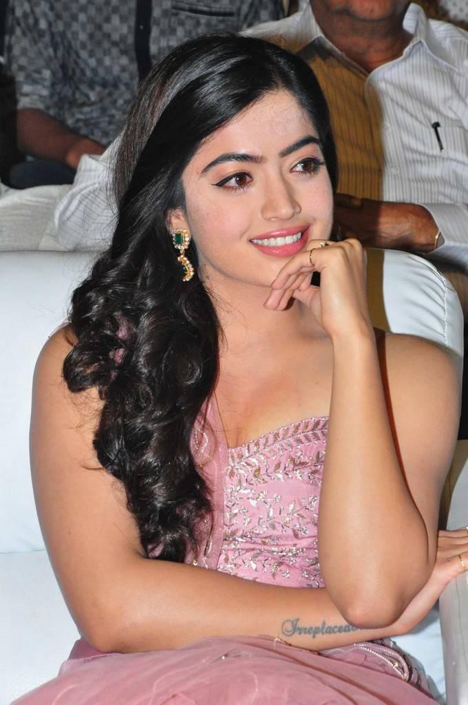 Rashmika Mandanna Actress Wiki
