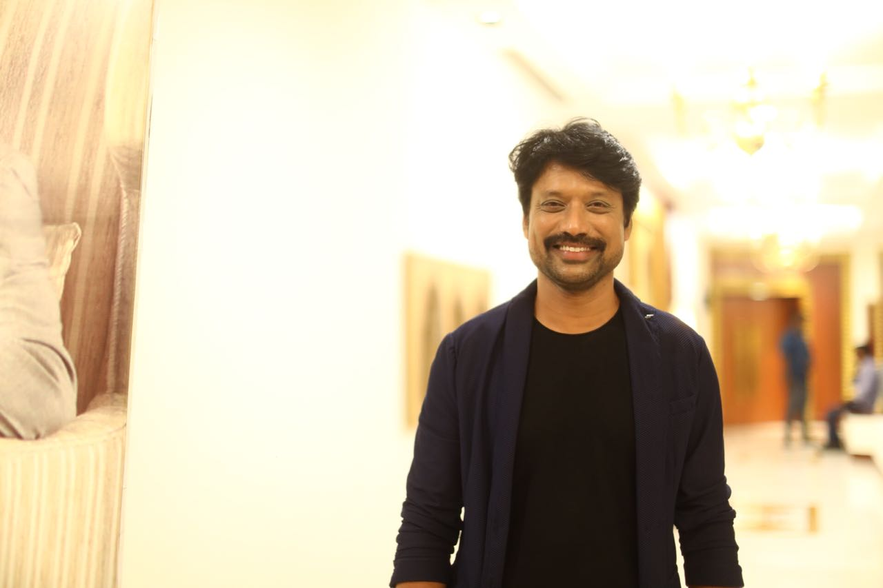 S J Suryah Photos