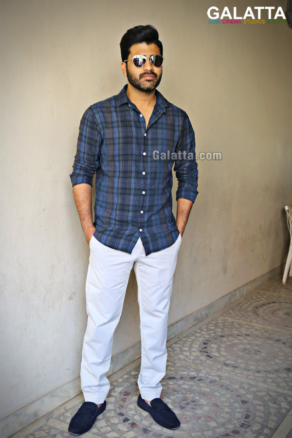 Sharwanand Photos