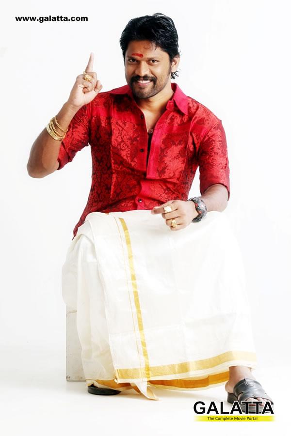 Sounder Raja Actor Wiki