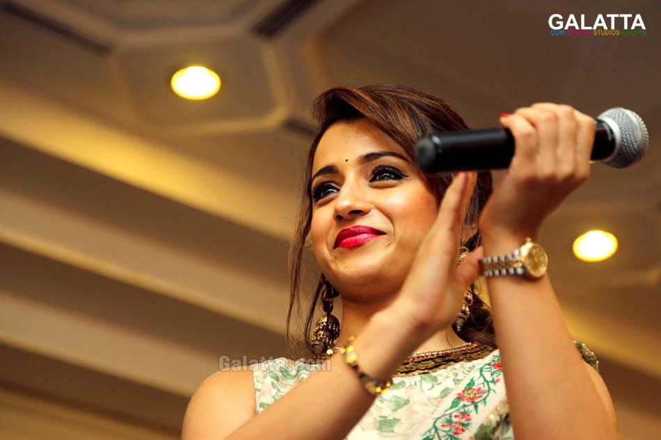 Trisha Actress Wiki