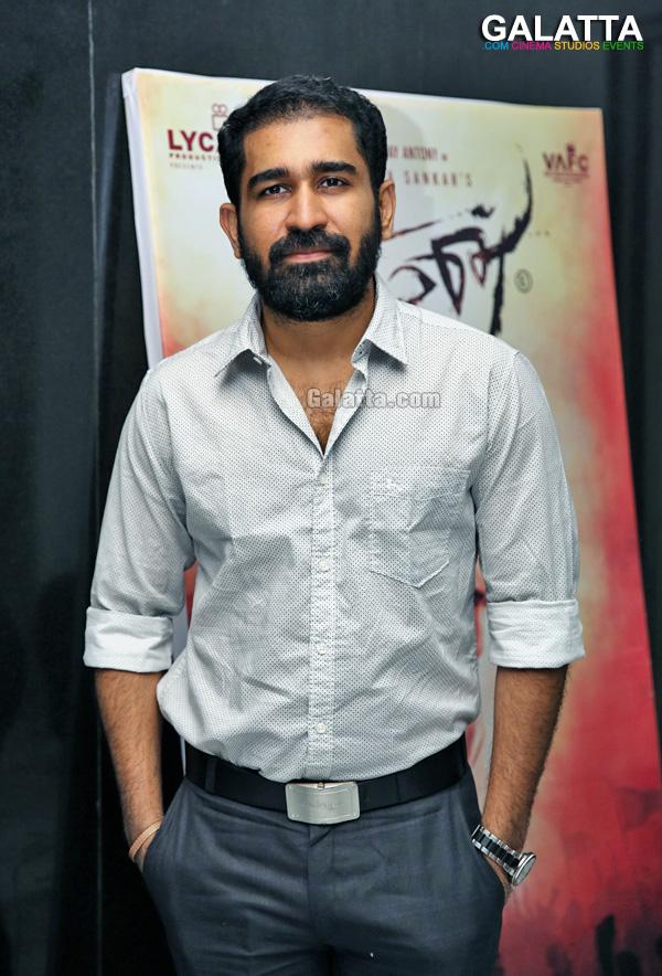 Vijay Antony Actor Wiki