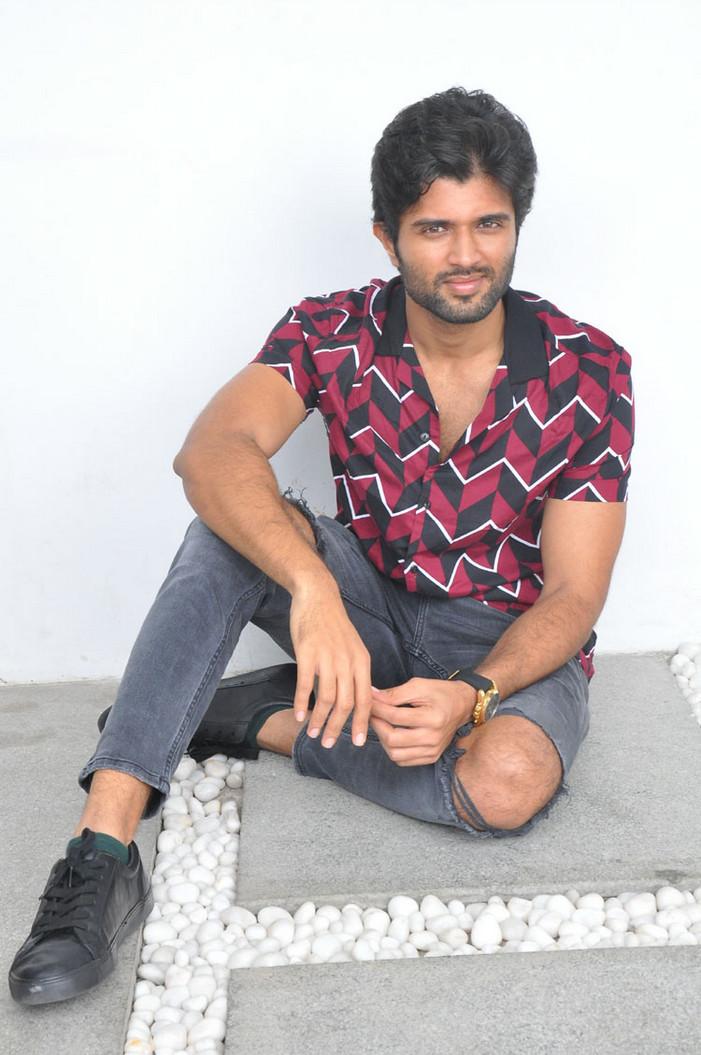 Vijay Devarakonda Photos