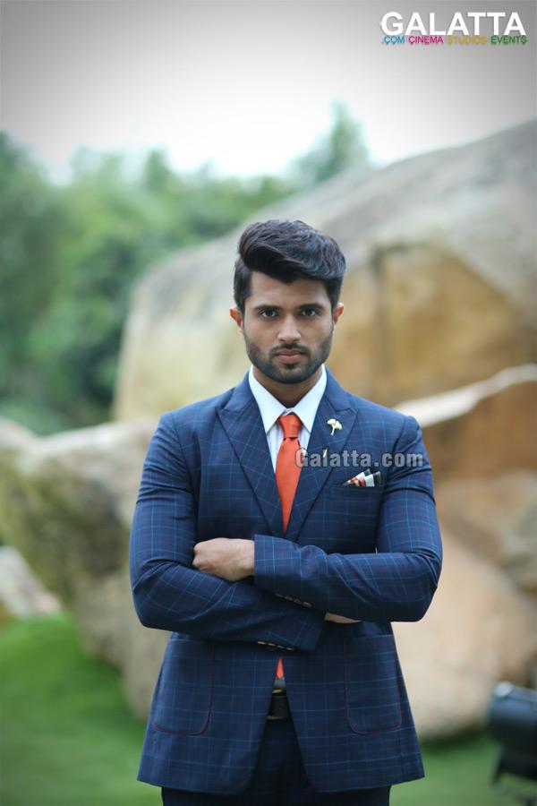 Vijay Devarakonda Actor Wiki