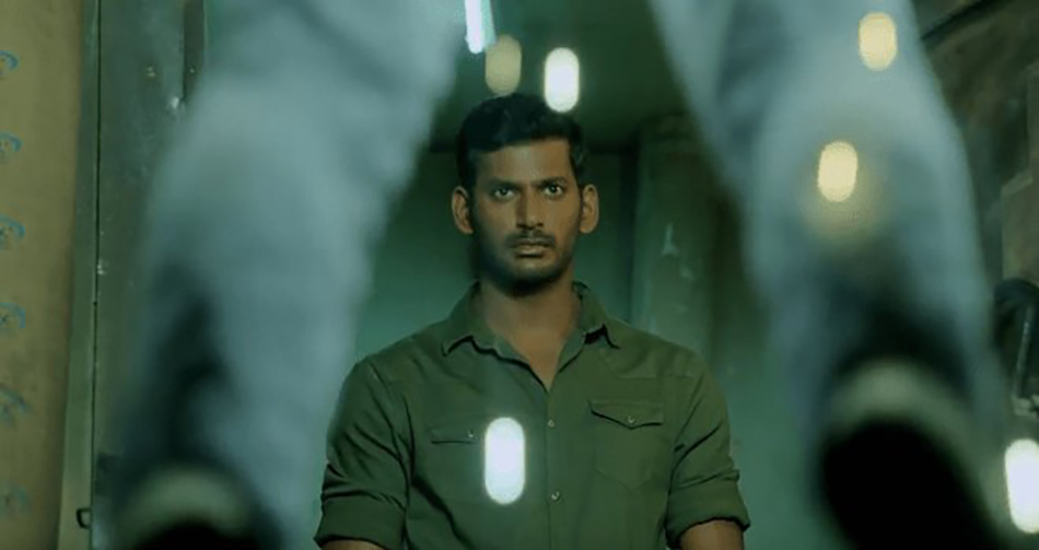 Vishal Actor Wiki